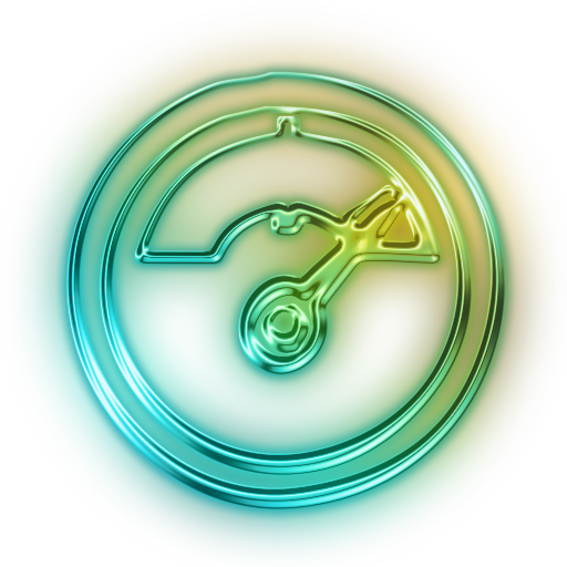 112480-glowing-green-neon-icon-transport-travel-car-gauge3